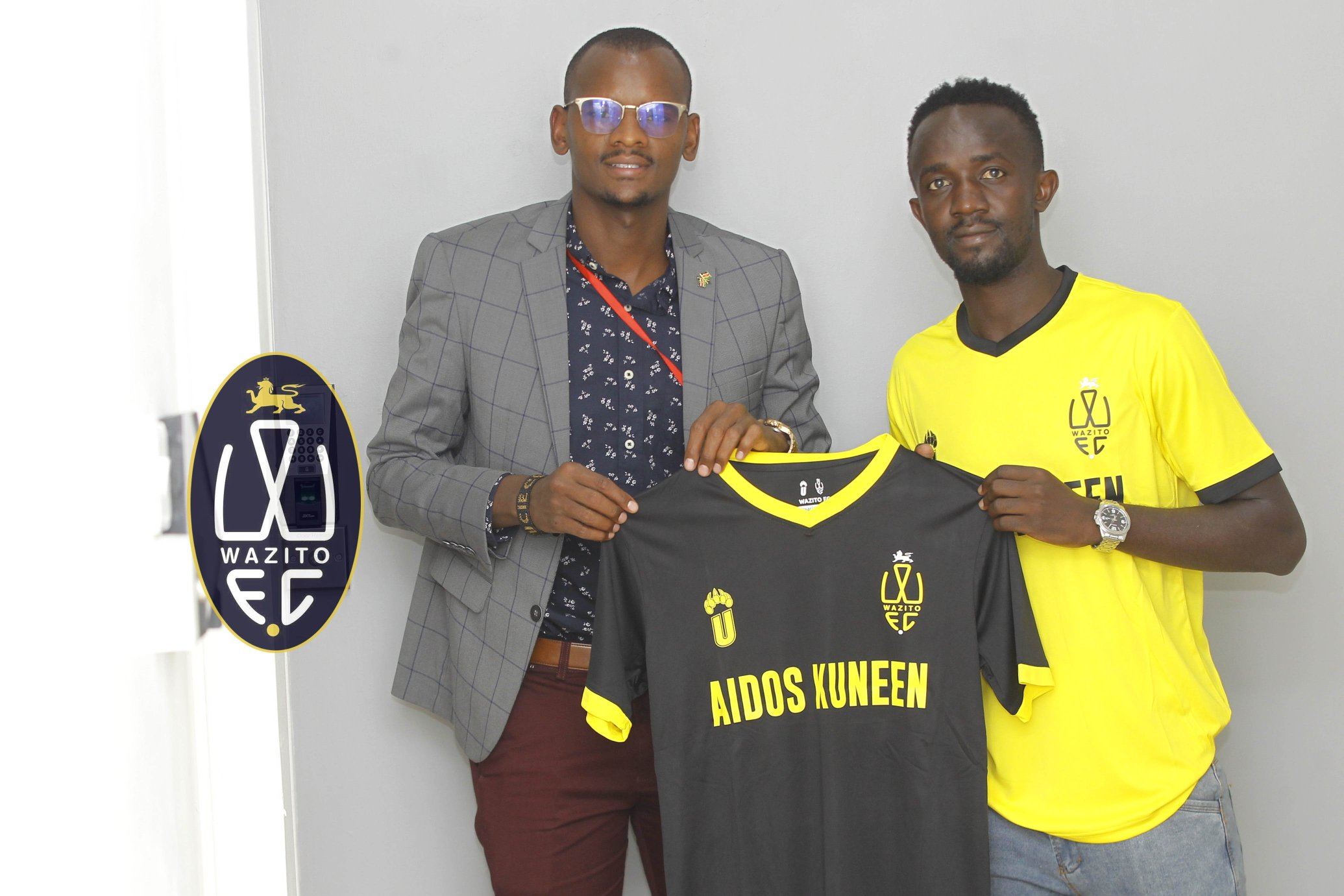 Wazito FC mid-season transfer business